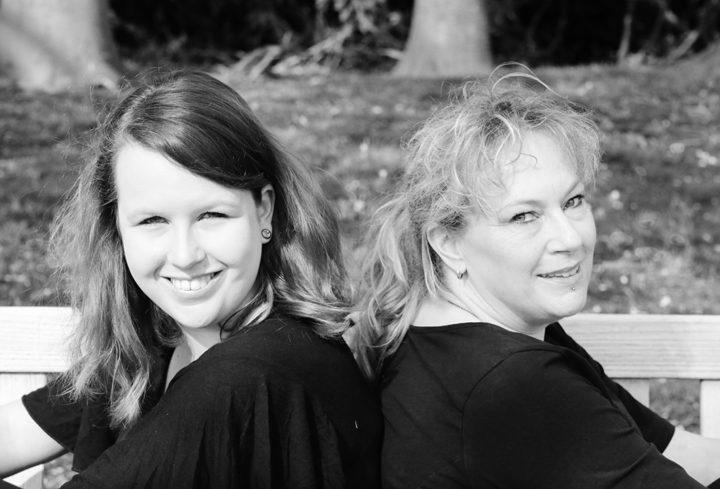 Fotoshoot Moeder en dochter   Groeneveld Baarn