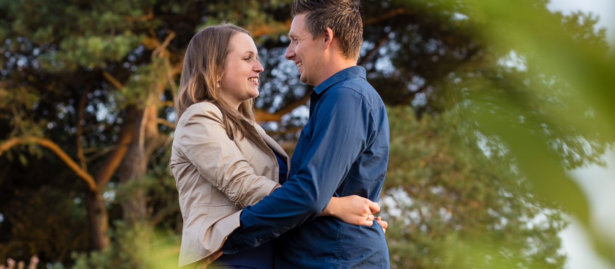 LoveShoot Maressa en Chris - het Bluk Laren