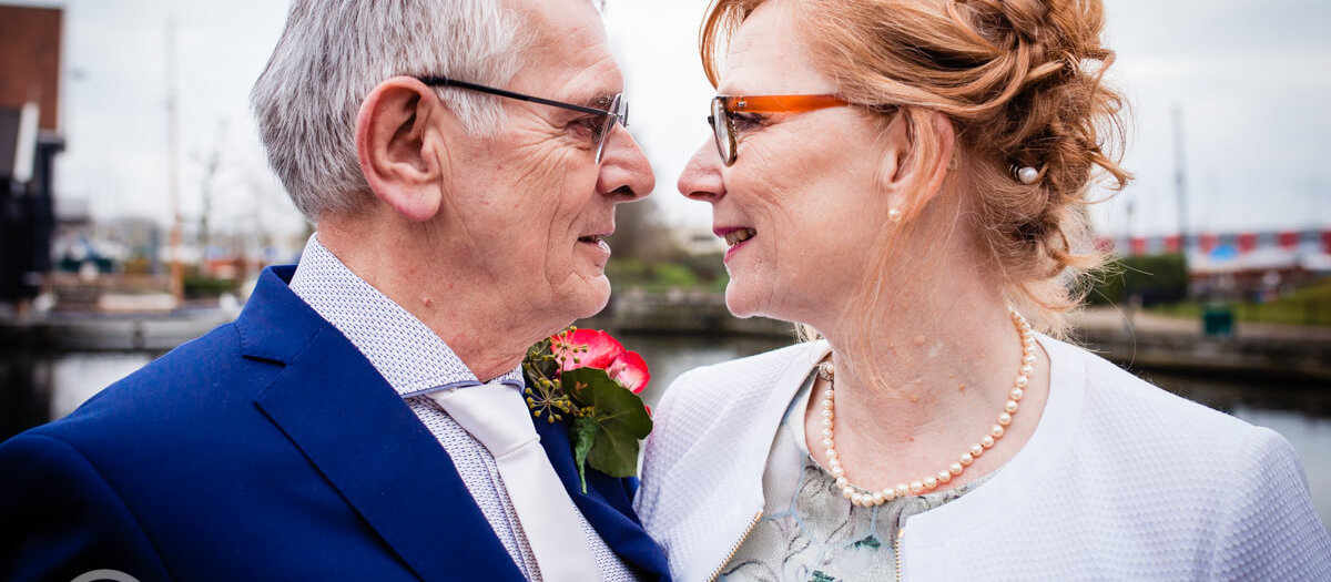 Bruidsfotografie Blaricum / Nautisch Kwartier Huizen - John & Rita