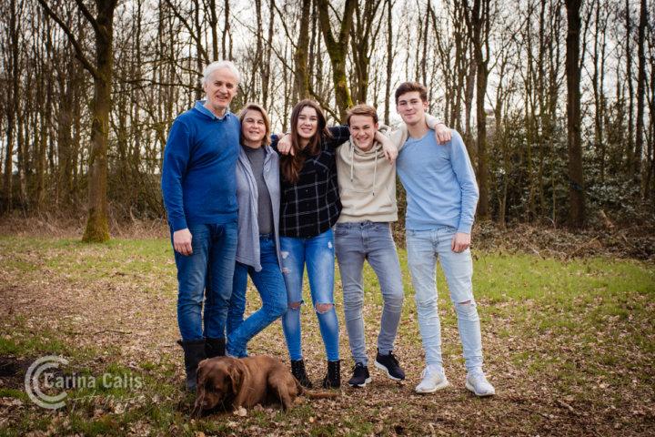 Familieportret Eemnes / Laren - Gezinsfoto