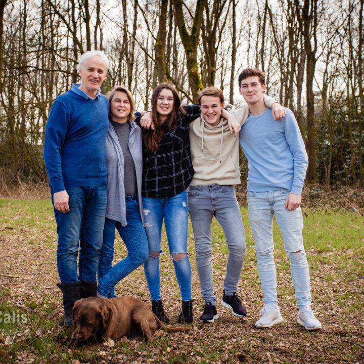 Familiefotografie Eemnes - Gezinsfoto