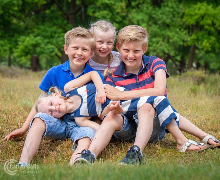 Familiefotografie Tafelbergheide Blaricum